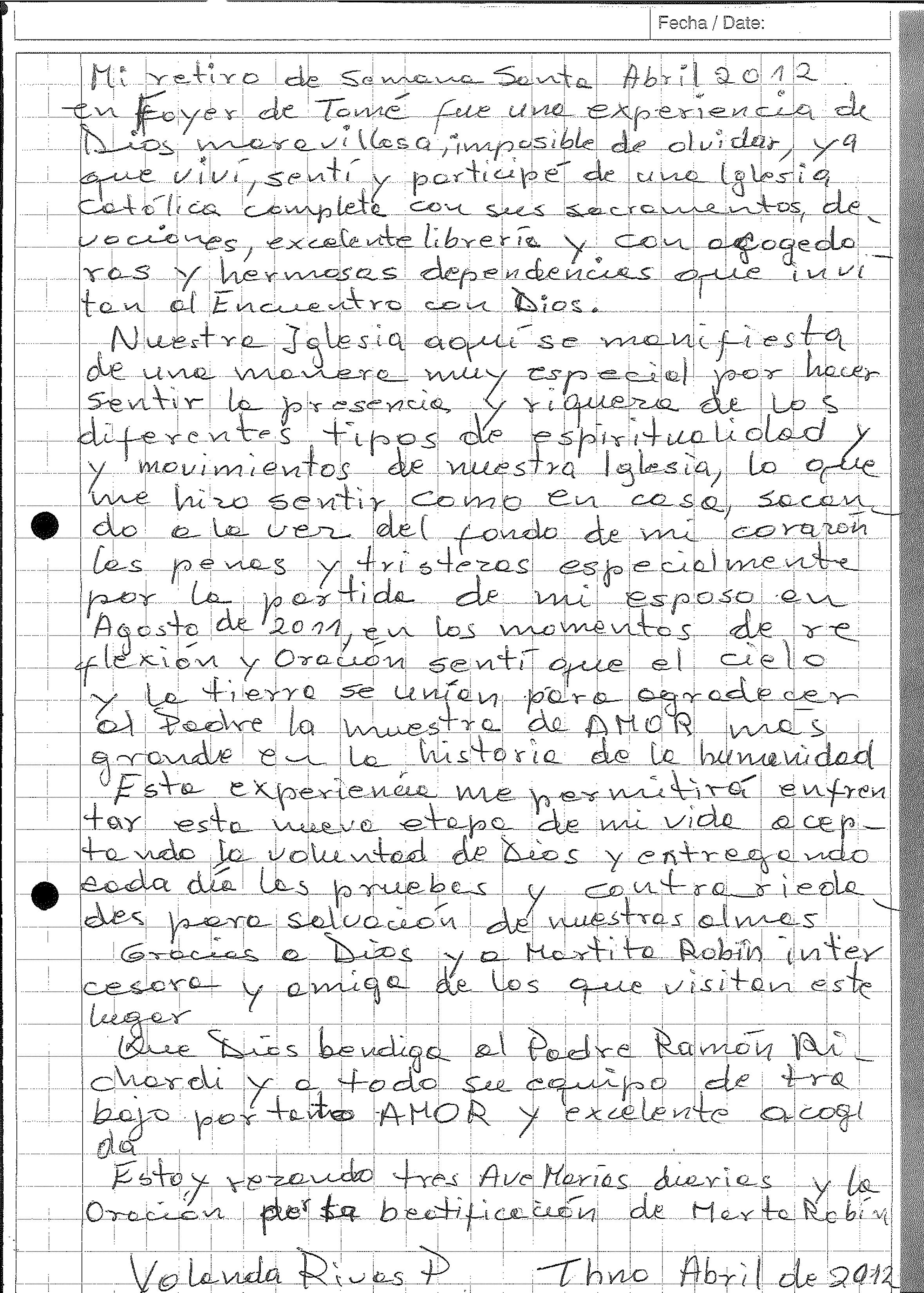 45a Yolanda Rivas Manuscrito