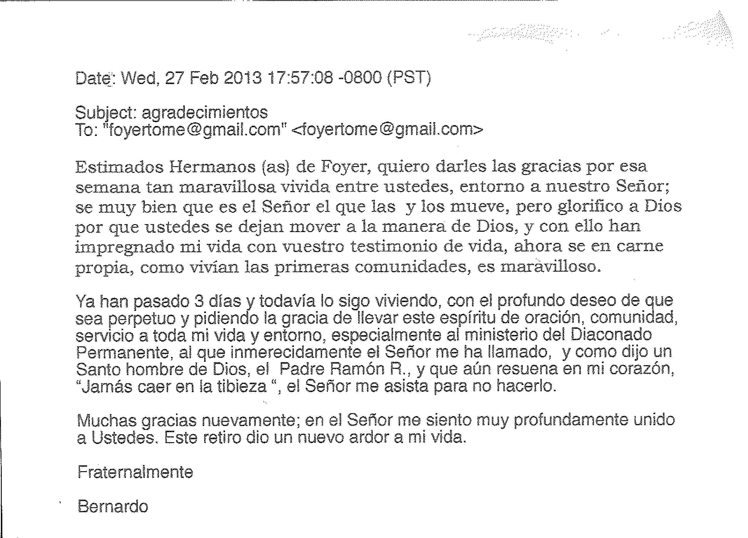 8a Bernardo fax
